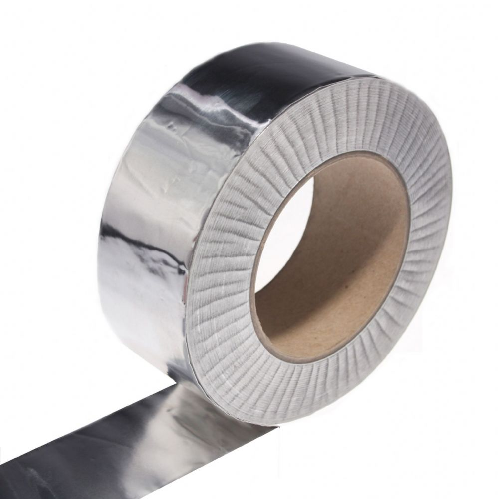 1316 Heavy Duty Aluminium Foil Tape